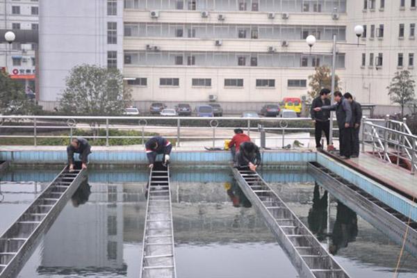 庐江自来水厂